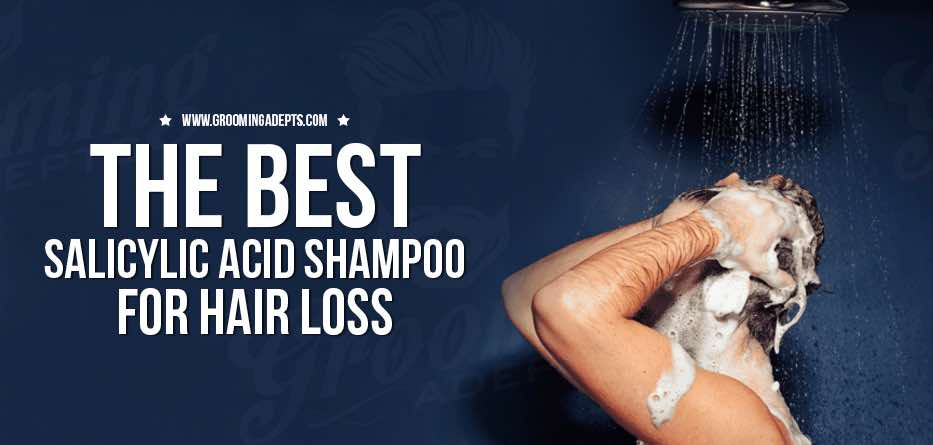 Salicylic Acid Shampoo For Hair Loss