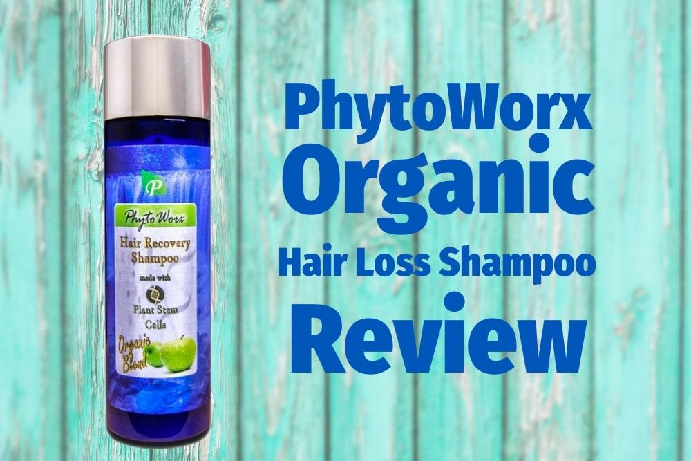 PhytoWorx Organic Hair Loss Shampoo Review