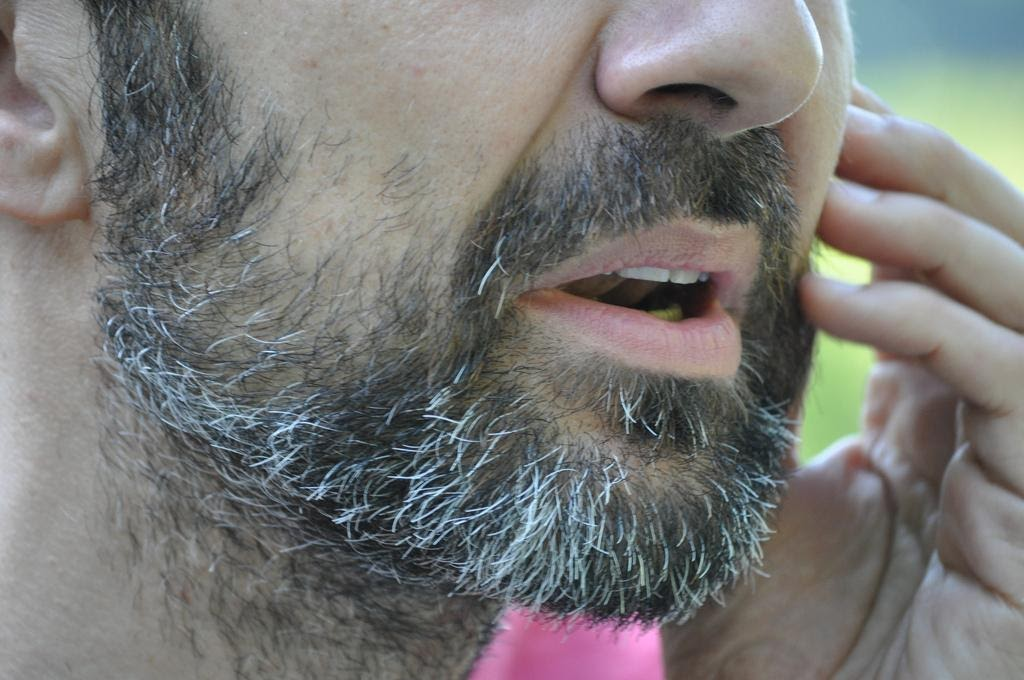How To Stop That Stubborn Beard Itch